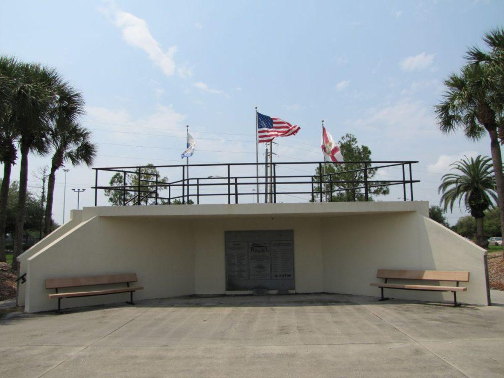 Boeing B-52 Stratofortress Memorial