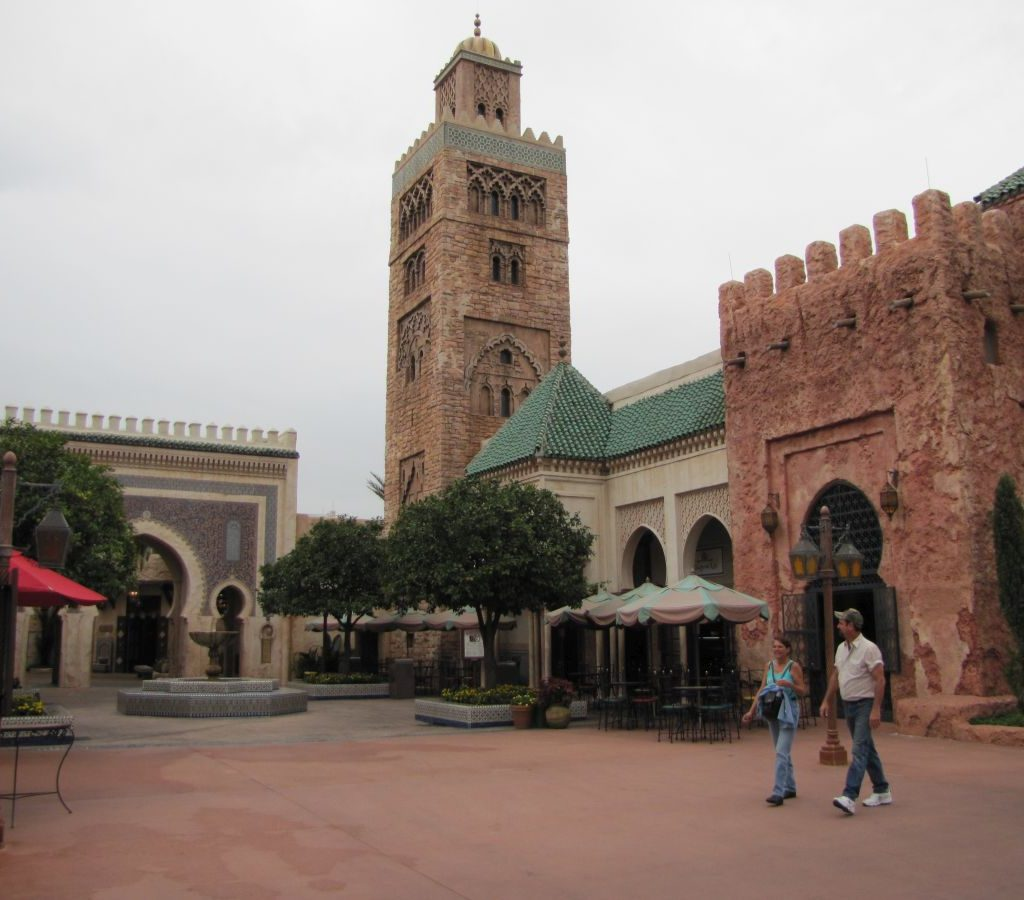 World Showcase