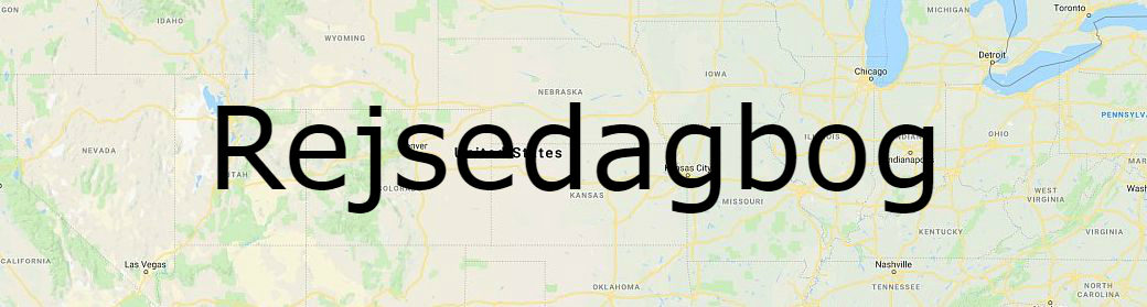 Rejsedagbog 2019-2-1 September (Baltimore)