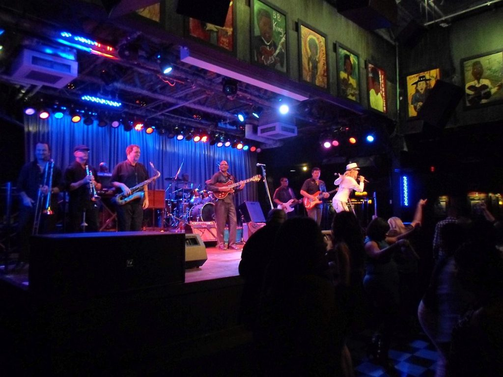 B. B. Kings All Star Band