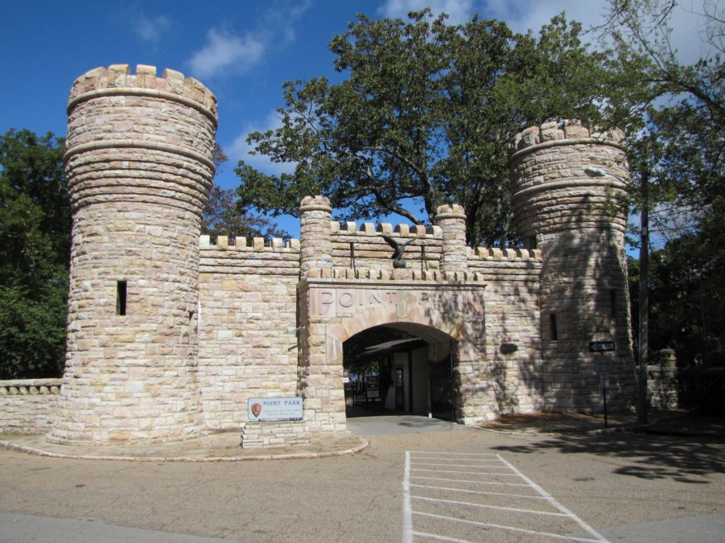 Point Park - Chickamauga & Chattanooga National Military Park