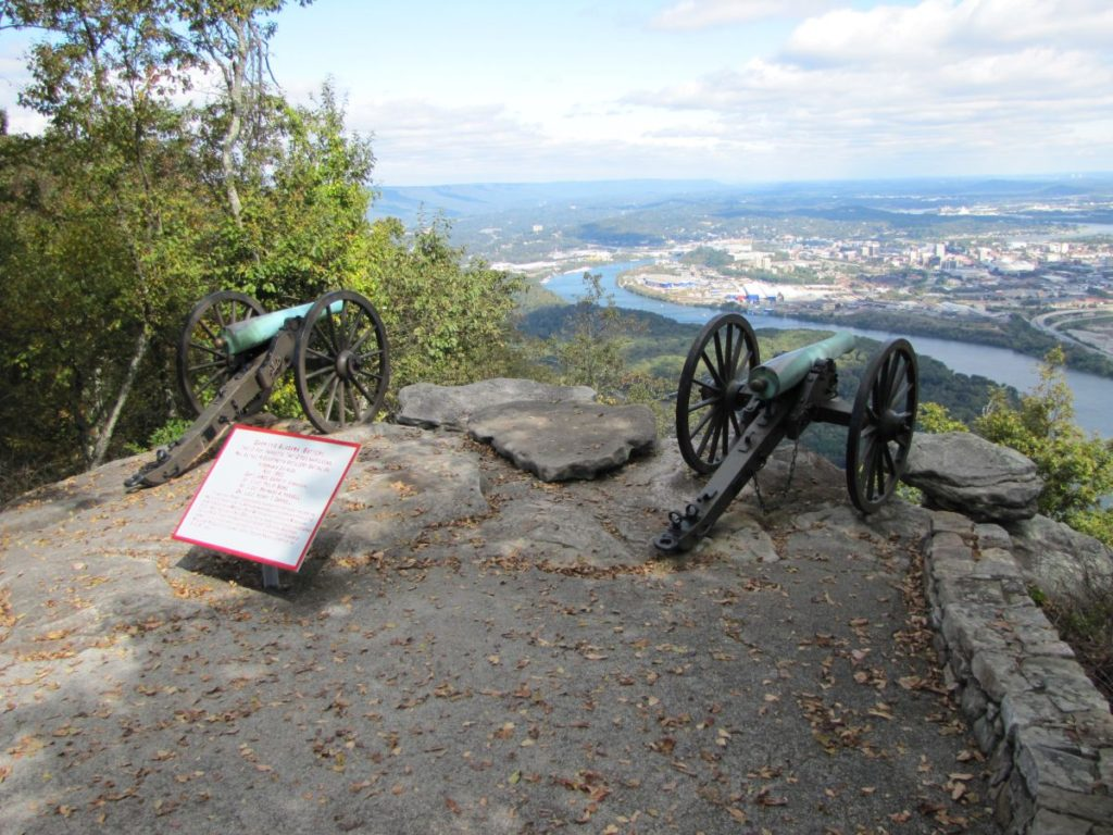 Point Park - Chickamauga & Chattanooga National Military Park