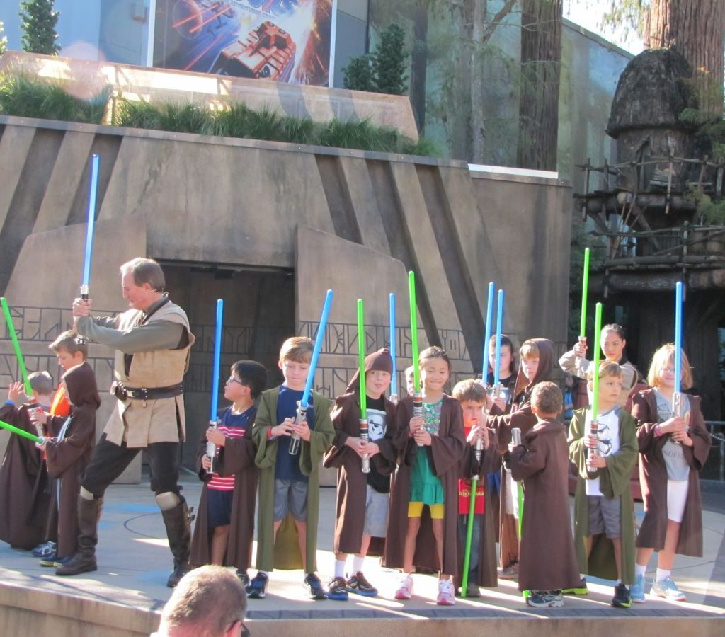 Jedi Training: Trials Of The Temple