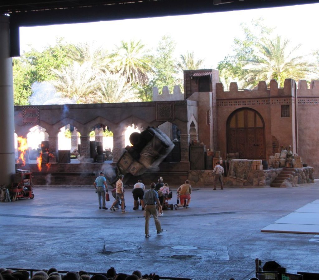 Indiana Jones Epic Stunt Spectacular