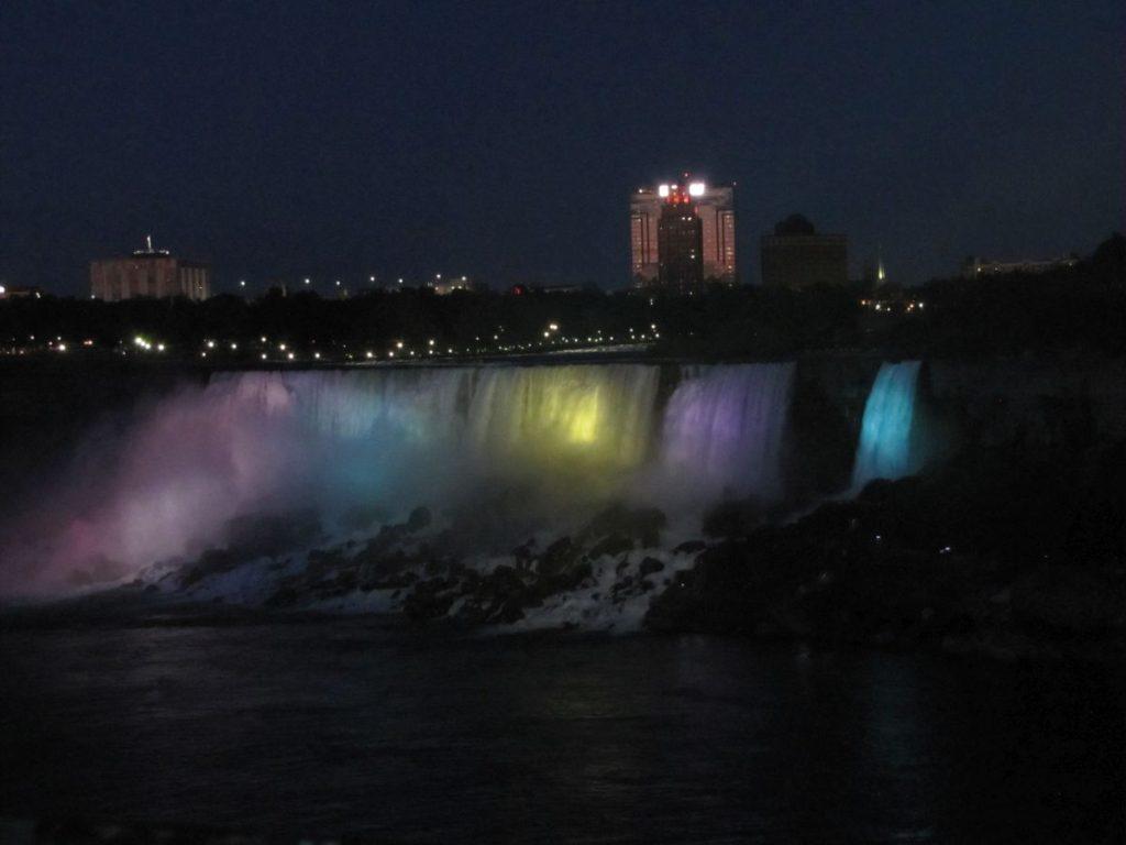 Niagara Falls - Aften