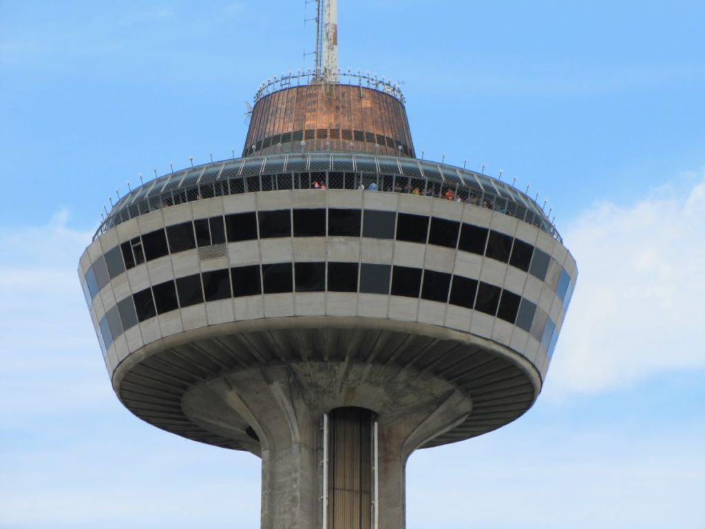 Skylon Tower - Close up