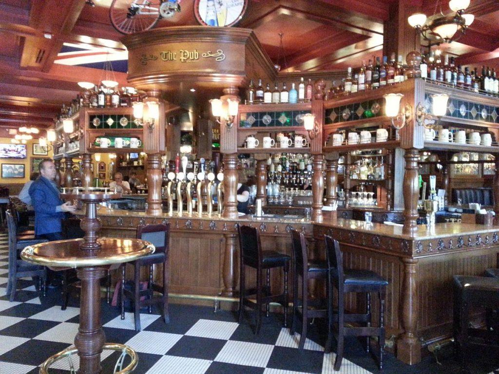 The Pub - Pointe Orlando