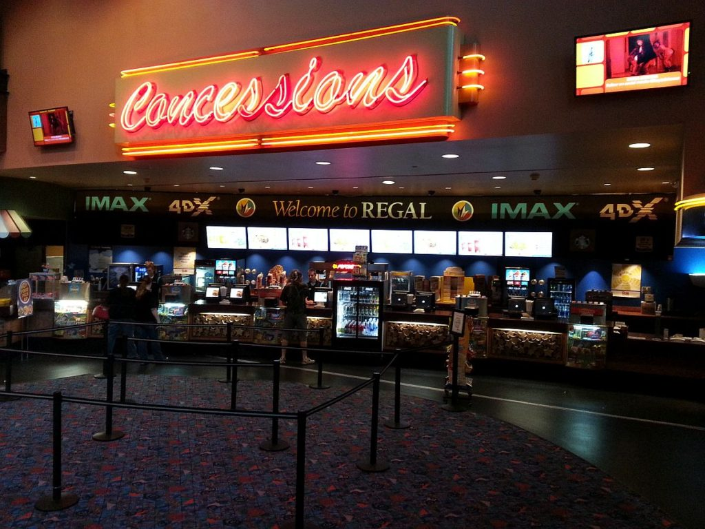 Regal biografen - Pointe Orlando
