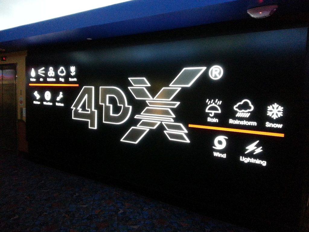 4DX info