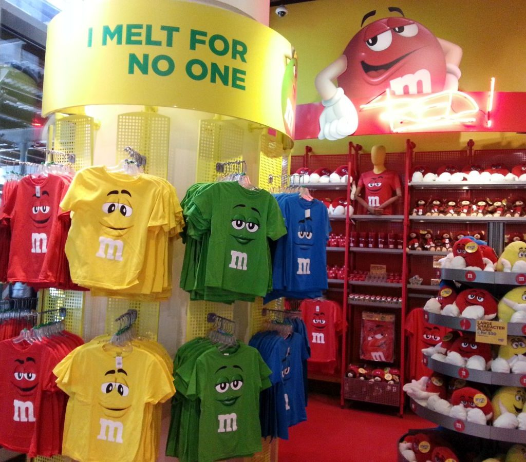 M&M'S World NYC
