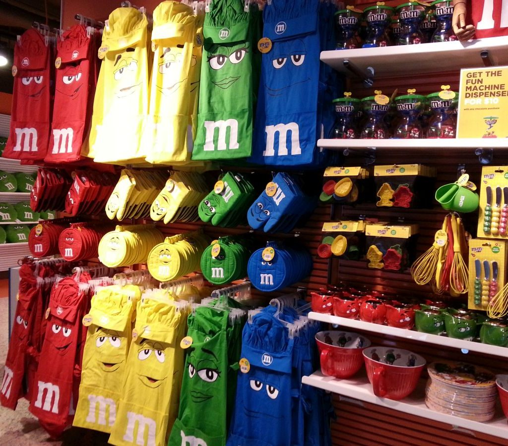 M&M'S World NYC