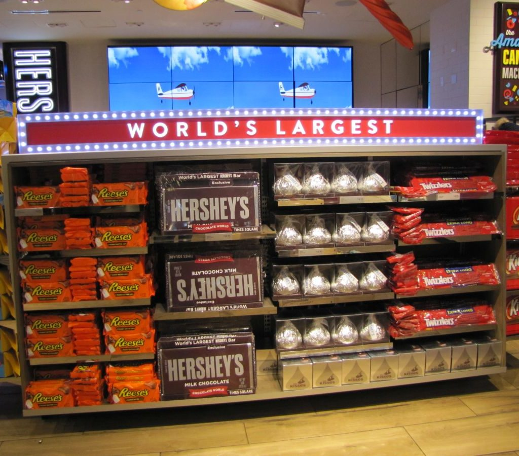 Hershey´s Chocolate World
