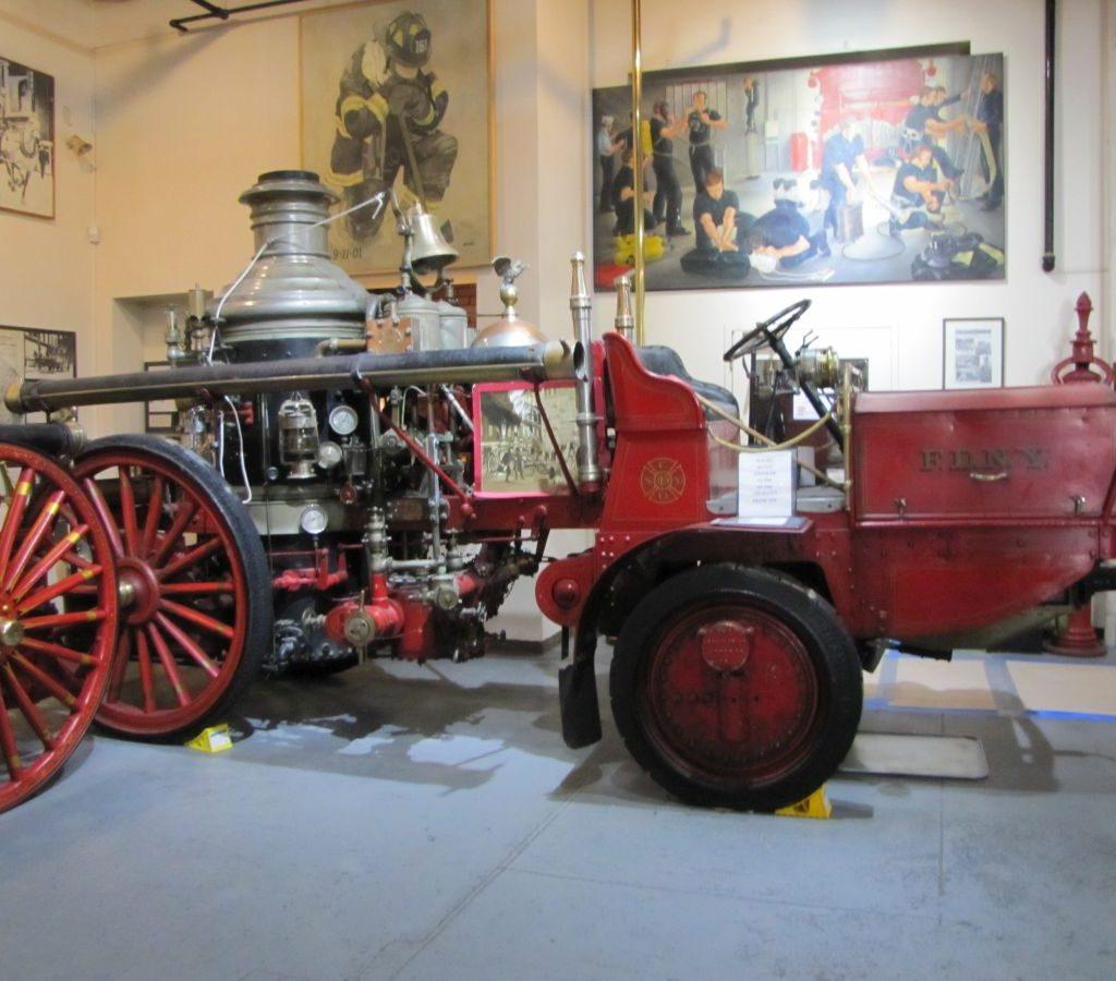 New York City Fire Museum - FDNY Museum