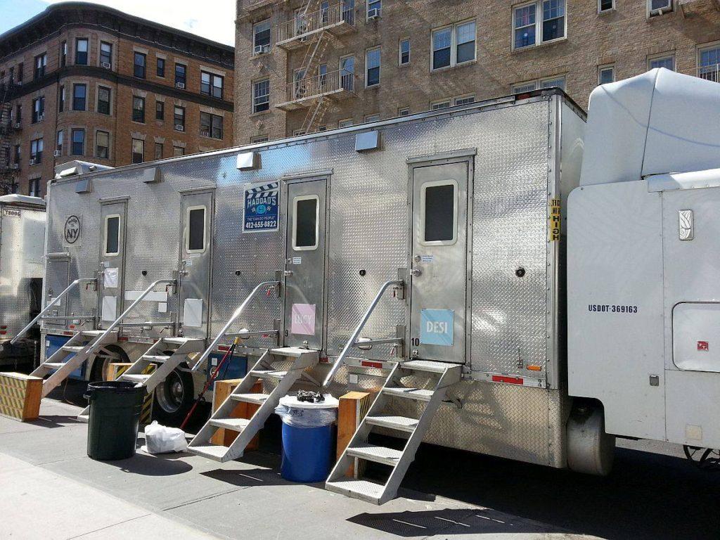 Film/Serie optagelser i New York
